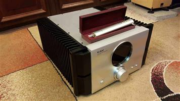 CAV A12 STEREO INTEGRATED AMPLIFIER