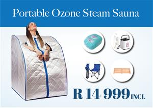 Portable Ozone Steam Sauna