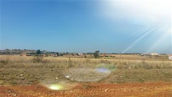 Vacant land for sale in the Rietvlei Country Estate