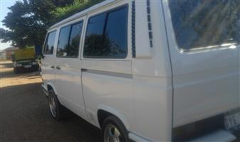 1991 VW Caravelle 2.5TDI
