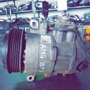 Mercedes Benz W212 Aircon pump AMG systems 2014