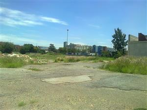 23 750m2 industrial land for sale in Alrode, Alberton