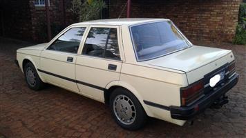 1984 Nissan Langley