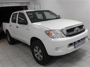 2010 Toyota Hilux double cab HILUX 2.8 GD 6 RB RAIDER P/U D/C