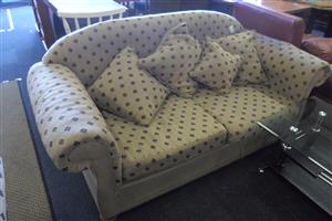 Material 2 Seater Couch - B033043420-2-3