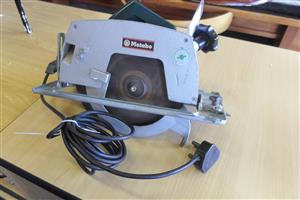 1100W Metabo KS65S Circular Saw