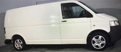 2009 VW Transporter panel van