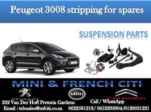 Suspension parts On Big Special for Peugeot 3008