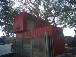 On site Container hire - E.L and the Transkei