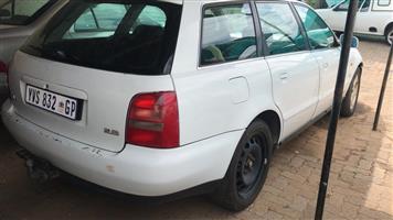 1998 Audi A4 3.0 cabriolet Multitronic