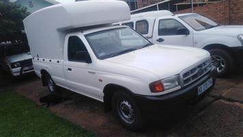 2002 Ford Ranger 1800