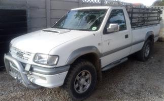 2002 Isuzu KB 300TDI LX