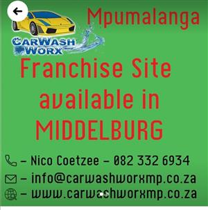 Carwash worx. Carwash business opportunity. In middelburg and witbank.