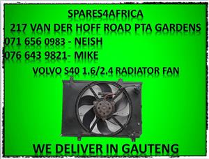 Volvo 1.6/2.4 Radiator Fan For Sale