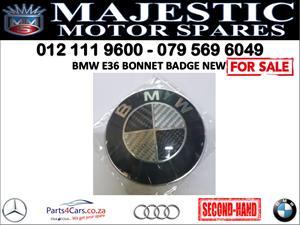 Bmw E36 bonnet badge for sale new