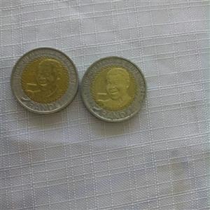 2018 Mandela Centenary coins