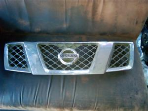Nissan Navara Grill For Sale