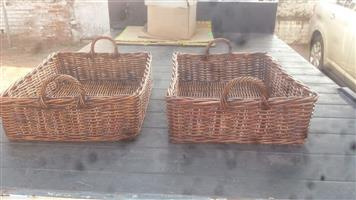 utility baskets for any purpose- 150.00 each new