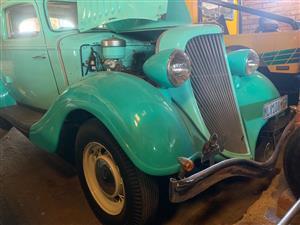 1934 Hudson Terreplane