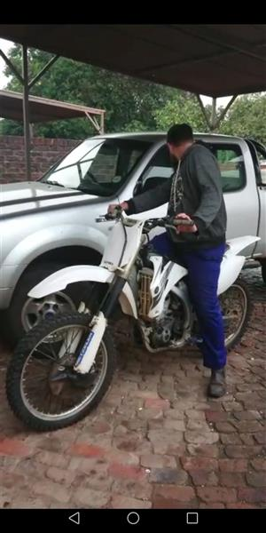 yamaha yz450f in Bikes in South Africa   Junk Mail