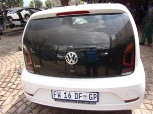 VW Up Beats 1.0 2017 Stripping for Spares