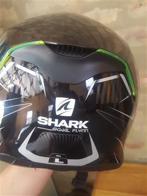 Shark helmet for sale