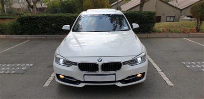 2014 BMW 3 Series 320d Innovations steptronic