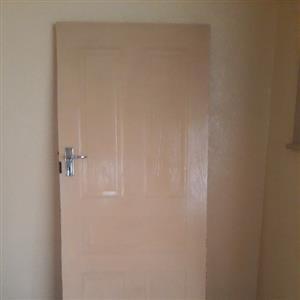 Pannell door