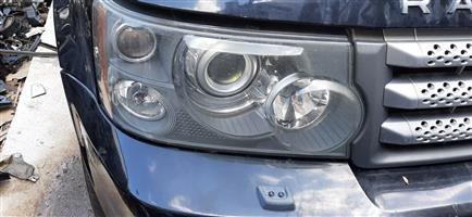 2006 Range Rover Sport 4.2L V8 Supercharged Headlights For Sale