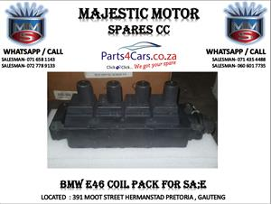 Bmw e46 coil pack for sale