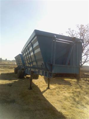 Bargain price on this quality trailers.