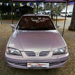 1998 Nissan Almera 1.5 Acenta