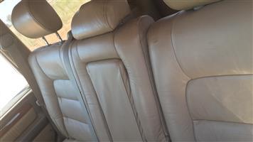 1998 Toyota Land Cruiser 100 4.7 V8 VX