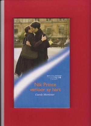 Nik Prince verloor sy hart - Carole Mortimer - Mills & Boon (Afrikaans)