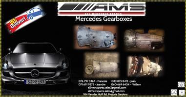 Merc gearbox