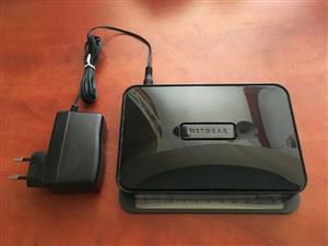 NETGEAR N300 wireless Modem Router in box