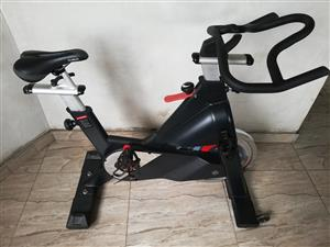 Commercial Spin Bike.