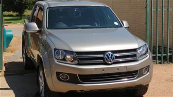 2014 VW Amarok 2.0BiTDI double cab Highline 4Motion auto