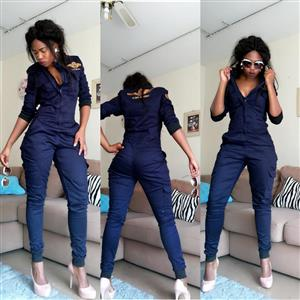 Very beautiful Pilot suits/Jumpsuits for sale