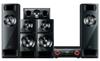 Sony HT-M3 5.2 Channel Home Theatre System plus Sony dvd player