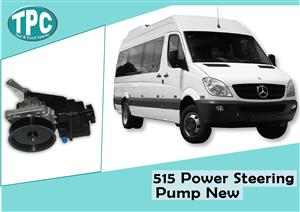 Mercedes Benz Sprinter 515 Power Steering Pump New For Sale at TPC