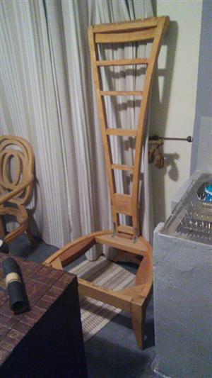3xchairs frame