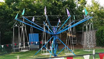 12 seat swing ride for sale R48 000.00 (not negotiable)