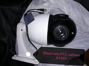 Brand new PTZ camera for sale
