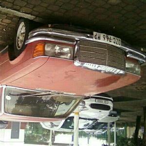 1979 Mercedes Benz 280SE