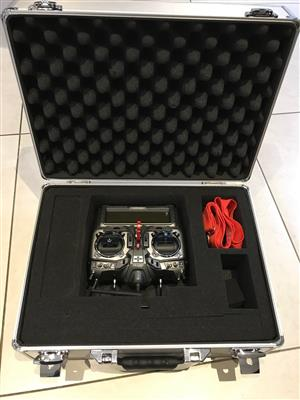 Hitec Aurora 9X 2.4Ghz radio