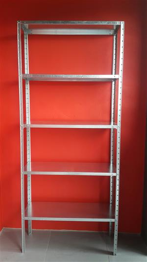 305x914x1900 bolt and nut shelving
