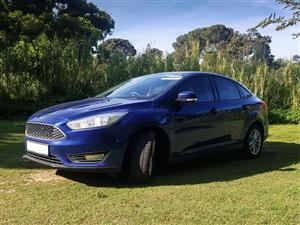 2015 Ford Focus hatch 1.5T Trend