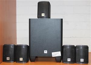 JBI 5.1 speakers S031122A #Rosettenvillepawnshop