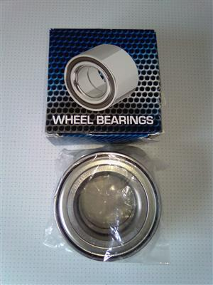 Front Wheel Bearings for Peugeot 807. Brand new. Sealed. Set of two. R1100 each or R2000 for both.